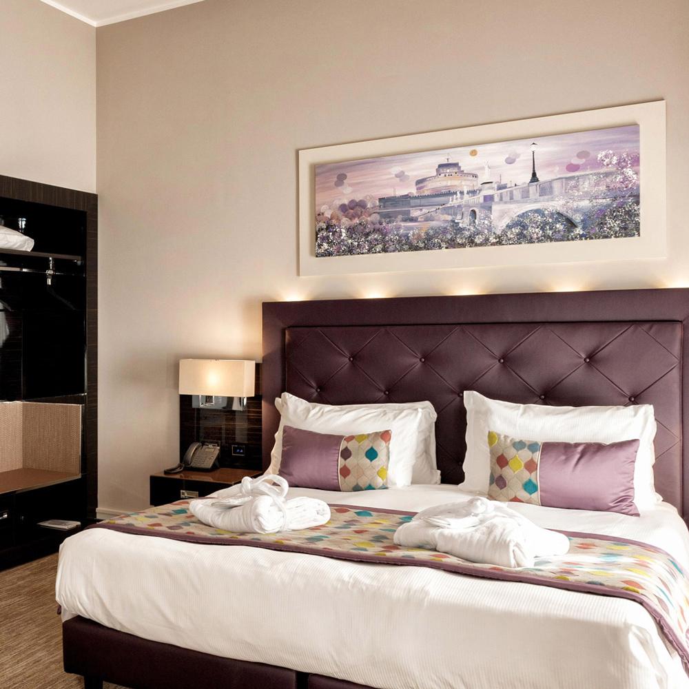 Camera - Domotica hotel